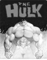 hulk poster or comic book cov by JIM-SWEET