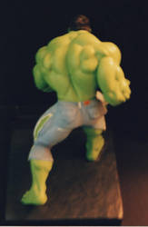 The Incredible HULK sculpture - statue - Photo 27 by JIM-SWEET