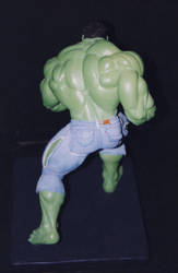The Incredible HULK sculpture - statue - Photo 28 by JIM-SWEET