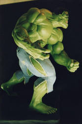 The Incredible HULK sculpture - statue - Photo 30 by JIM-SWEET