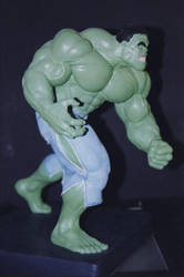 The Incredible HULK sculpture - statue - Photo 32 by JIM-SWEET