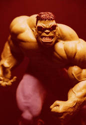 The Incredible HULK sculpture - statue - Photo 36 by JIM-SWEET
