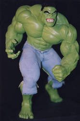 The Incredible HULK statue - sculpture - Photo 38 by JIM-SWEET