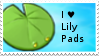 PvZ Stamp: I love Lily Pads by Shadow-Cipher