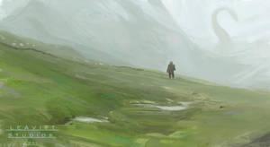 Nessie by dixon-leavitt