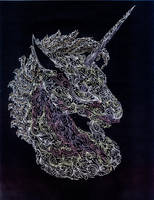The Unicorn Garden by Lakandiwa