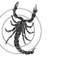 Scorpio by Lakandiwa