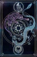 Arcana - The Chariot by Lakandiwa