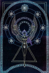 Arcana - The Star by Lakandiwa