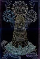 Arcana - The Tower by Lakandiwa