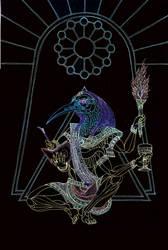 Thoth by Lakandiwa