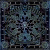 Mandala of the Return to Eden by Lakandiwa