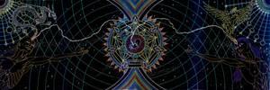 The Birth of Consciousness - Union by Lakandiwa