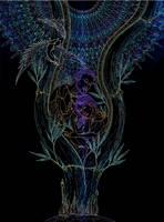 The Tree of Life: Genesis by Lakandiwa