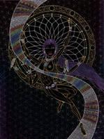 Kotyangwuti, The Dream Weaver's Dance by Lakandiwa