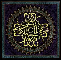 Mandala ni BATHALA by Lakandiwa