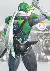 [OW]Genji by Mr-SO