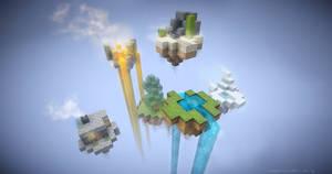 Minecraft Isles by Adrian-Drott