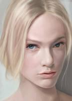 Portrait 31 by tuanloc