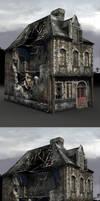 Normandy Building 7 by Akuma1x