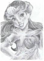 pretty Ariel by virginie25