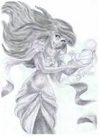 Ariel's shell by virginie25