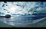 Busselton jetty by AkriLiQ