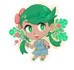 Lulu is here! by ikarichan