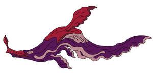 Alien Dragon Dragobranch by ScarecrowKing