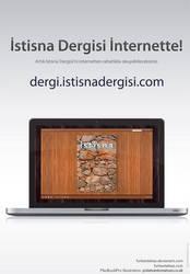 Istisna Dergisi Ic Kapak by furkantektas