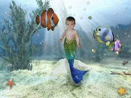 A Mermaid Tale by Paigesmum