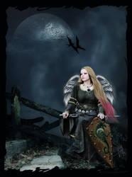 Warrior by Paigesmum