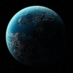 And another planet by Solvegia