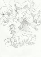 Grimjr Vs. The World by neoninz