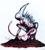 Fresh kill  by MaskedMidnight