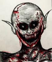 Vampire  by MaskedMidnight