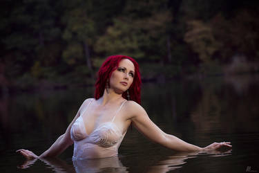 Lady of the Lake by busbyj