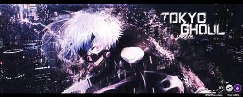 Tokyo Ghoul: Kaneki Ken by Zerxes-Ivo