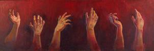 Hands by PetraLAAI
