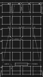 Blackprint for iPhone 5 by mtnbikerbrad