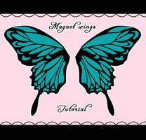 magnet wings tutorial by oranges-lemons