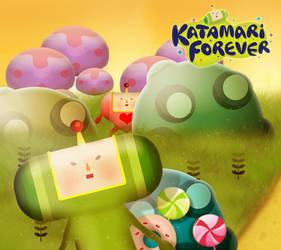 Katamari Forever by Gorelus