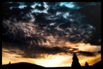 All the colors of the sky by Bjoeb