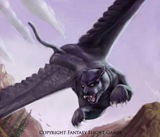 FFG Highlands Winged Stalker by fuuryoku