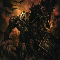 Lich King Arthas Invincible by theTelekinesis