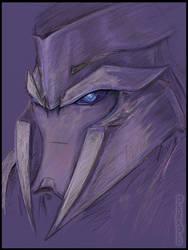 Megatronus | Transformers Prime by sniperdusk