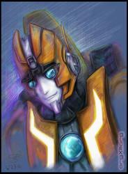 Rung | Transformers MTMTE by sniperdusk