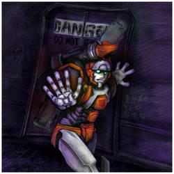 Red Alert | Transformers MTMTE by sniperdusk