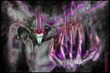 Starscream | Transformers Prime by sniperdusk