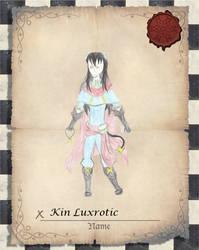 PokePalace: Kinra Luxrotic by UchiNinja14